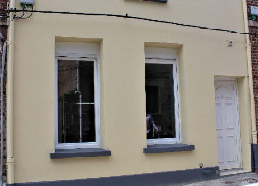 Maison à vendre 71m2 à Saint-Quentin