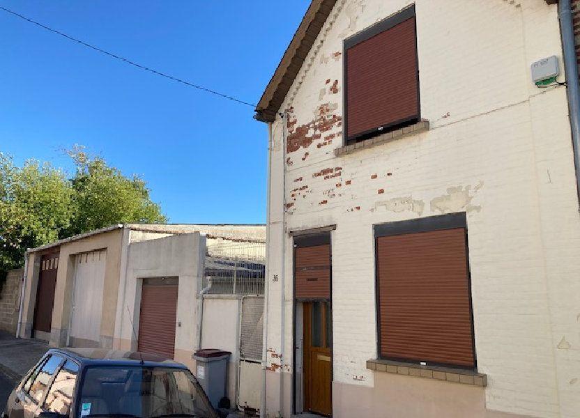 Maison à vendre 85m2 à Saint-Quentin