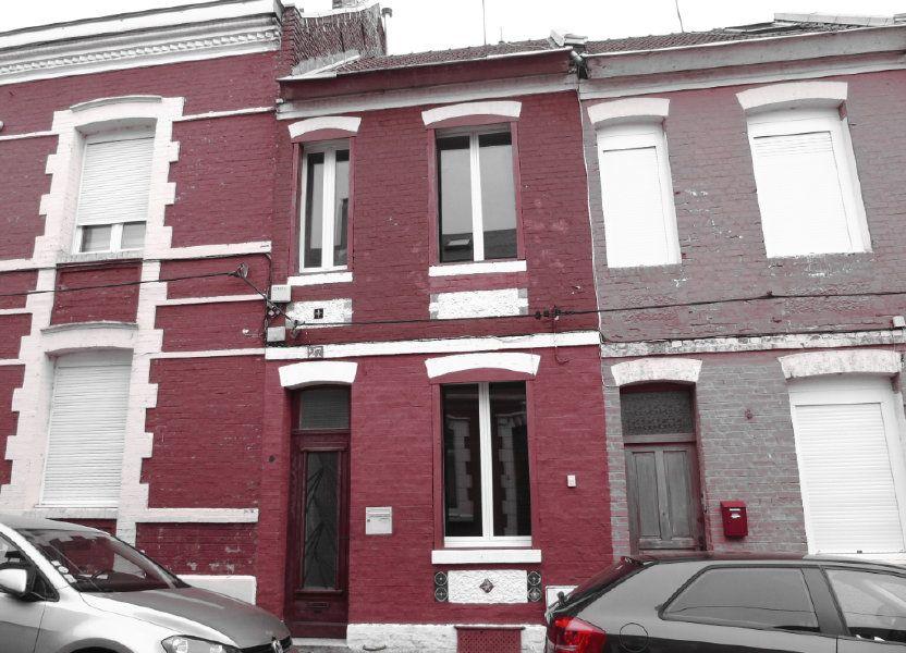 Maison à vendre 54.29m2 à Saint-Quentin