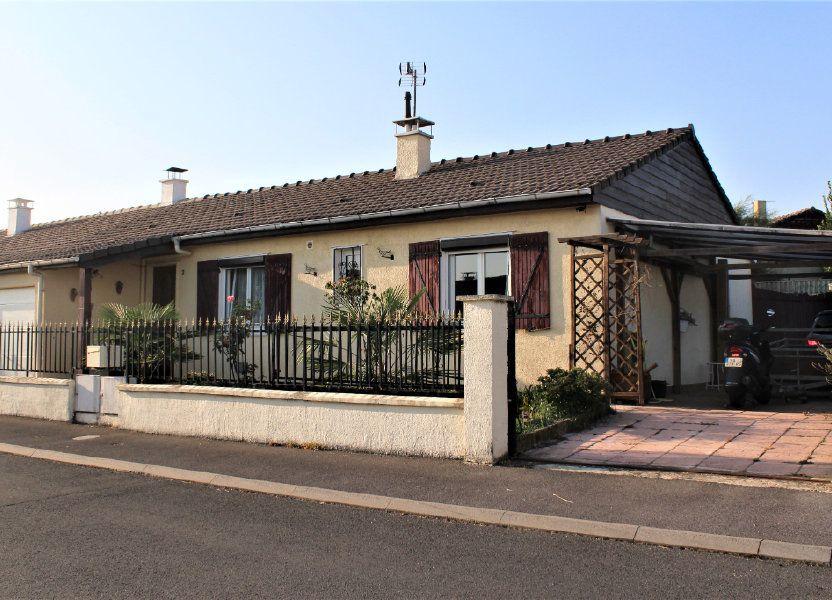 Maison à vendre 88m2 à Saint-Quentin