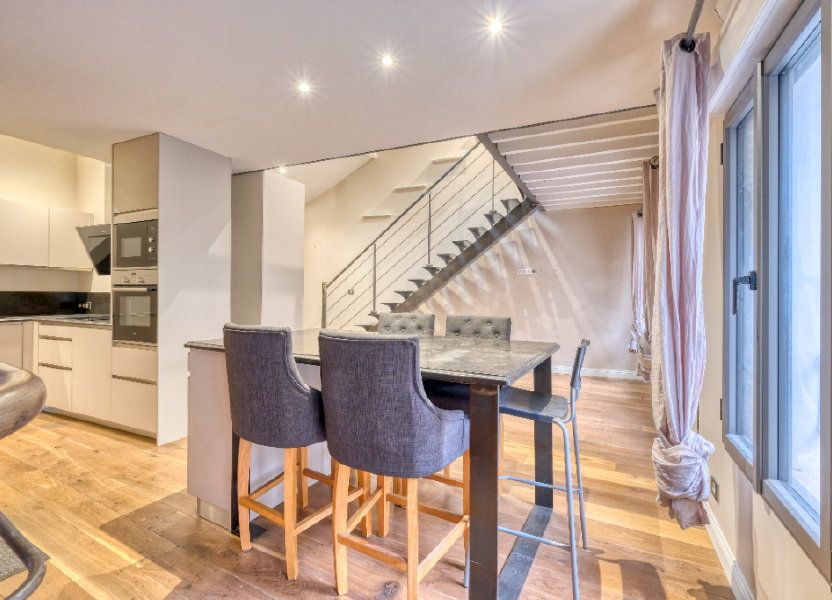 Appartement à vendre 75m2 à Saint-Quentin