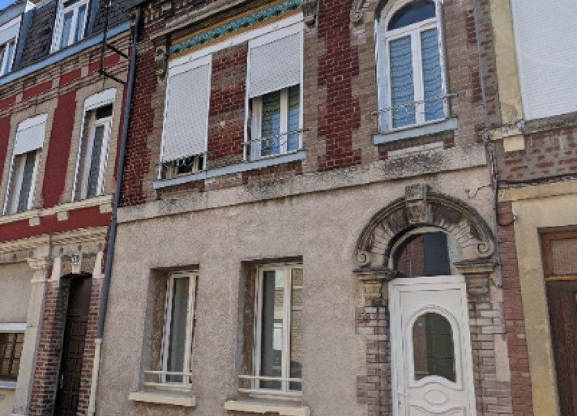 Maison à vendre 150m2 à Saint-Quentin