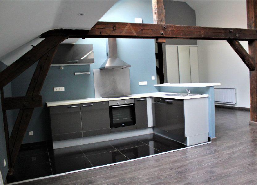 Appartement à louer 95m2 à Saint-Quentin