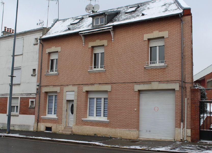Maison à vendre 227.81m2 à Saint-Quentin