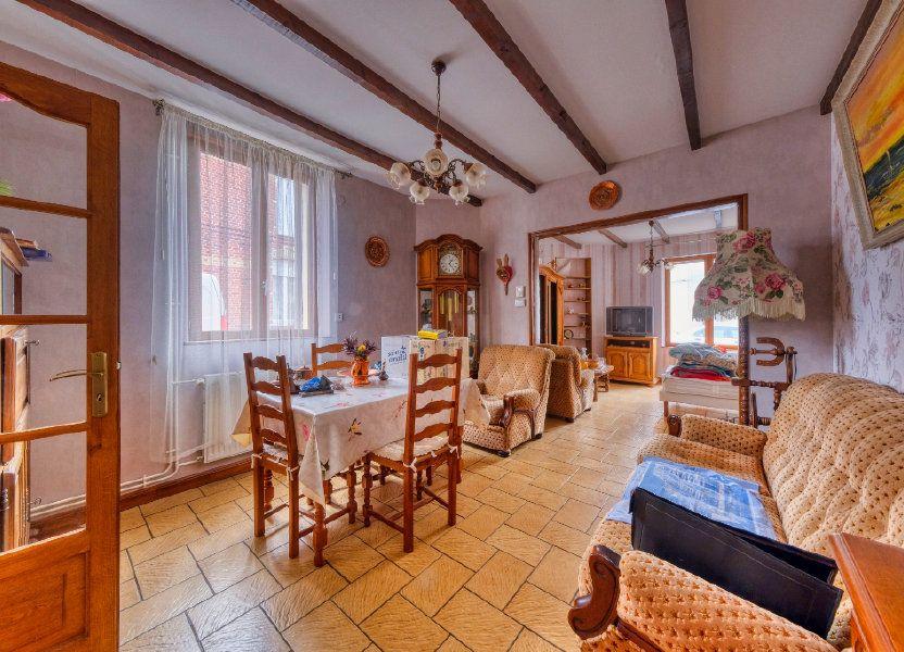 Maison à vendre 81.62m2 à Saint-Quentin