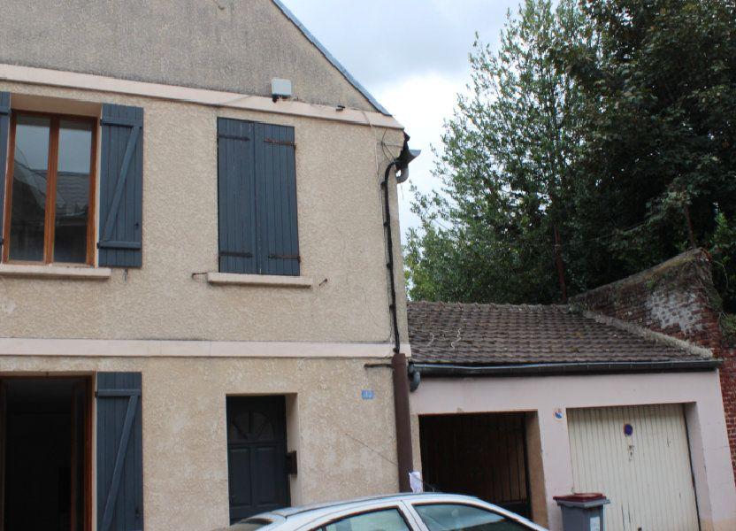Maison à louer 50m2 à Saint-Quentin