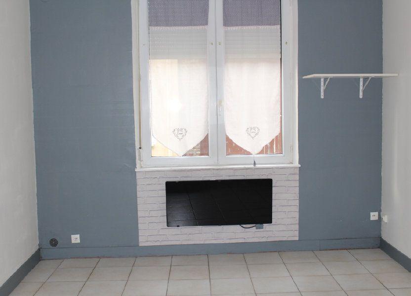 Appartement à louer 29.91m2 à Saint-Quentin