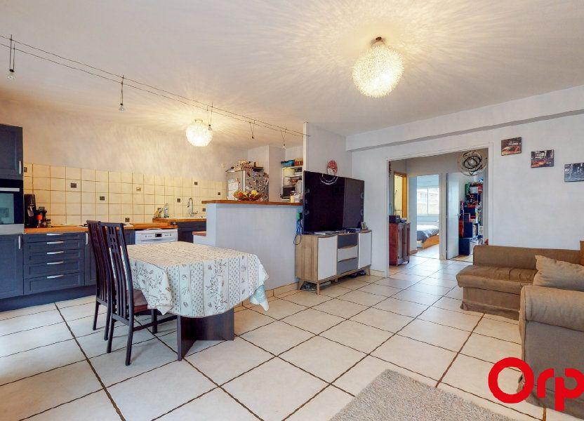Appartement à vendre 79.74m2 à Lyon 7