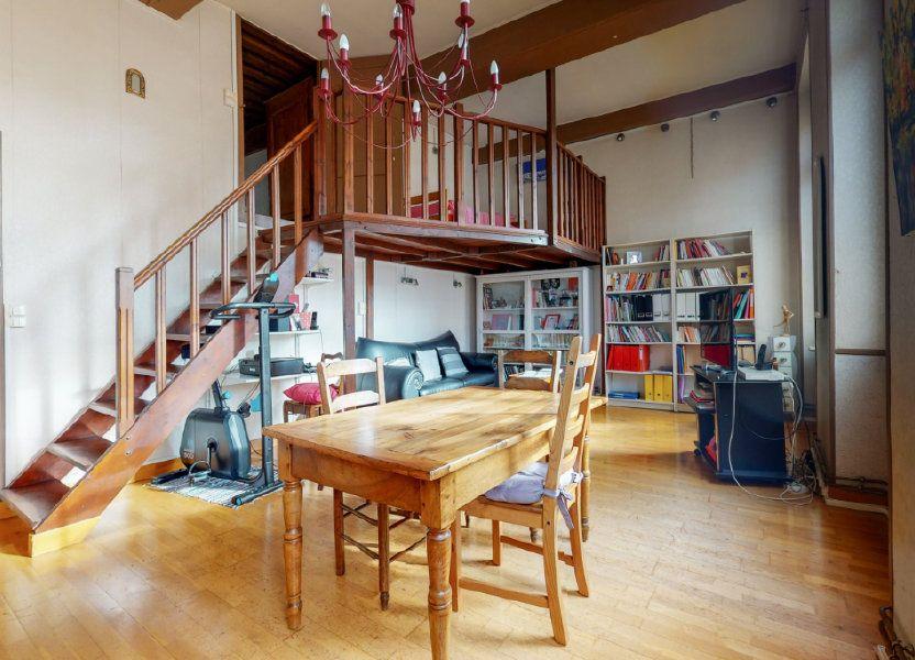 Appartement à vendre 47.1m2 à Lyon 1
