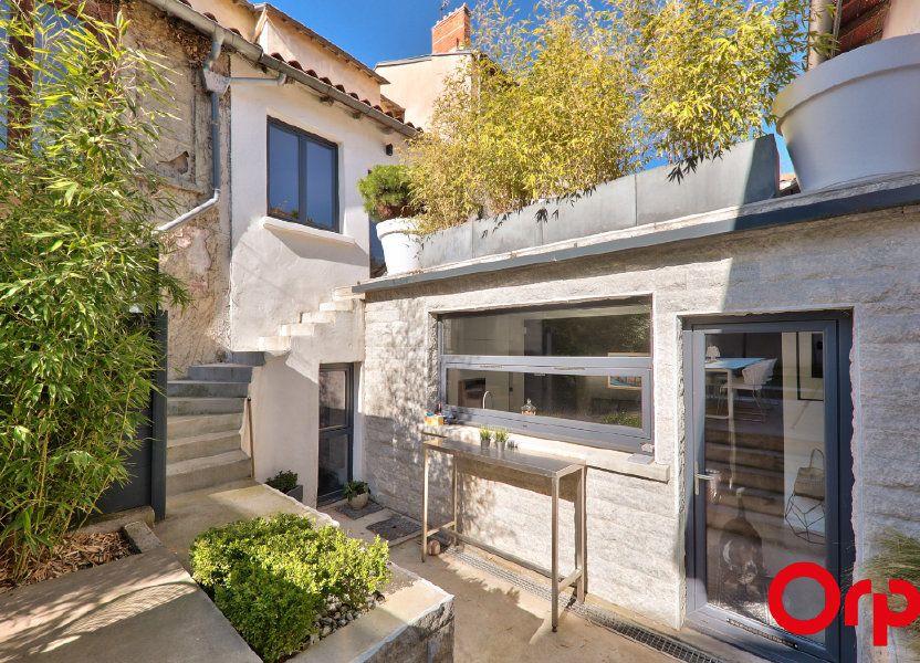 Maison à vendre 110m2 à Lyon 5