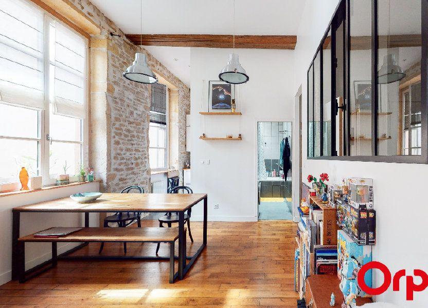 Appartement à vendre 54.9m2 à Lyon 1