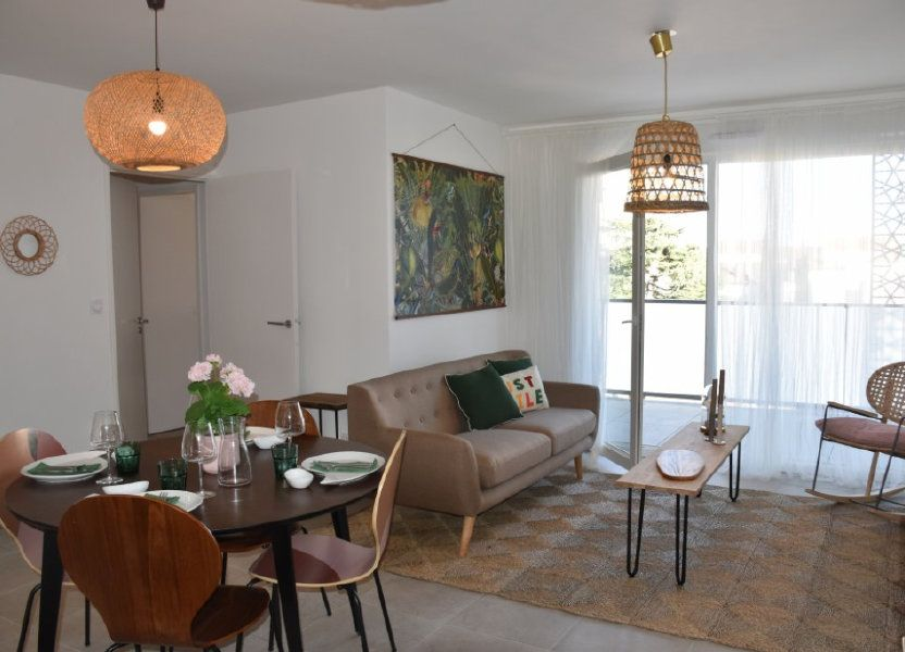 Appartement à vendre 76.98m2 à Villeurbanne