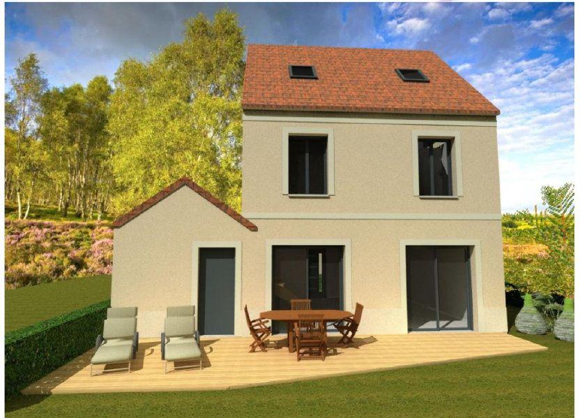 Terrain à vendre 457m2 à Gometz-le-Châtel