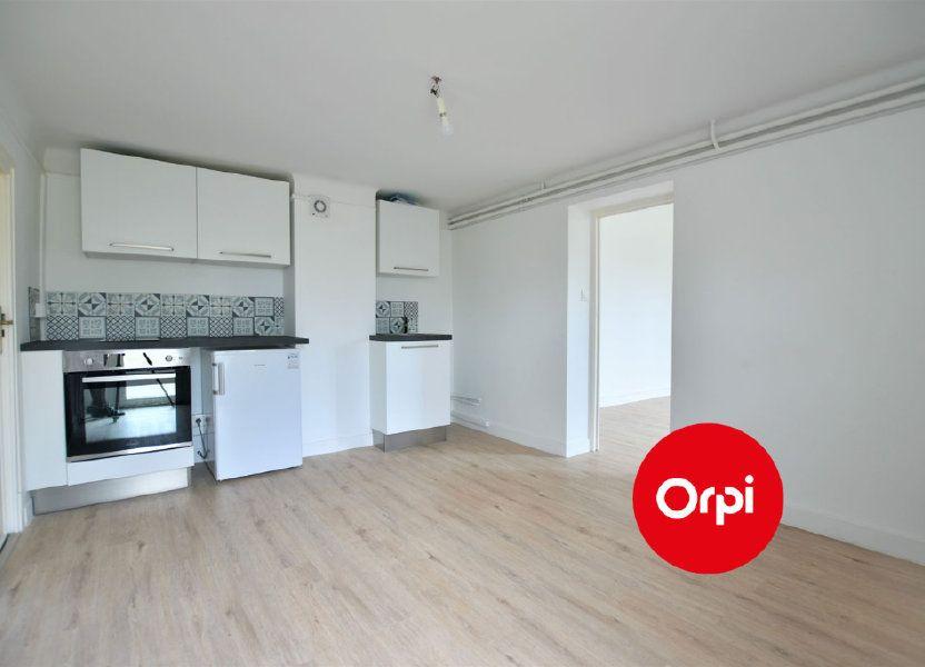 Appartement à louer 32.3m2 à Saint-Priest