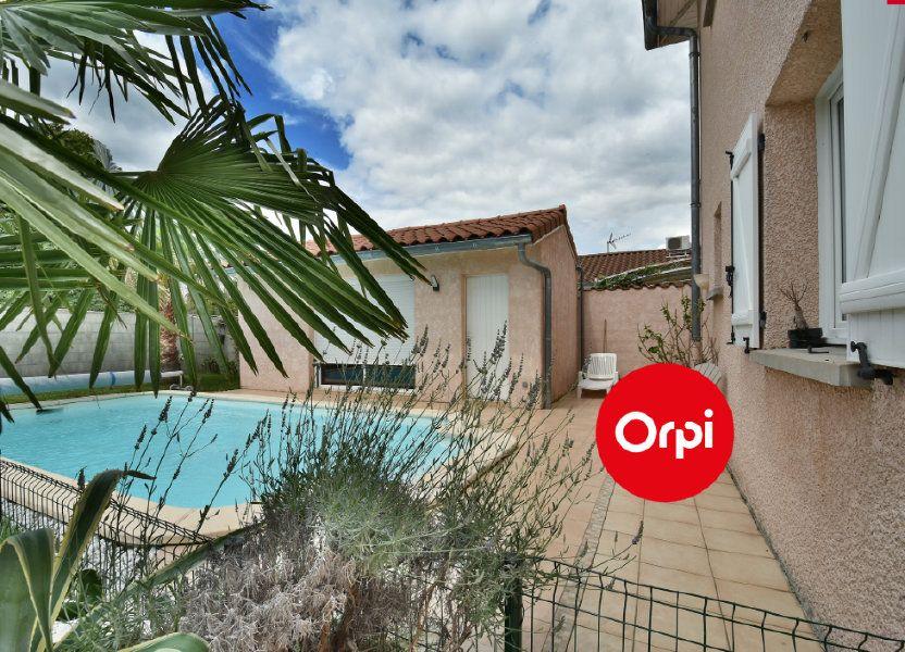 Maison à vendre 140m2 à Saint-Pierre-de-Chandieu