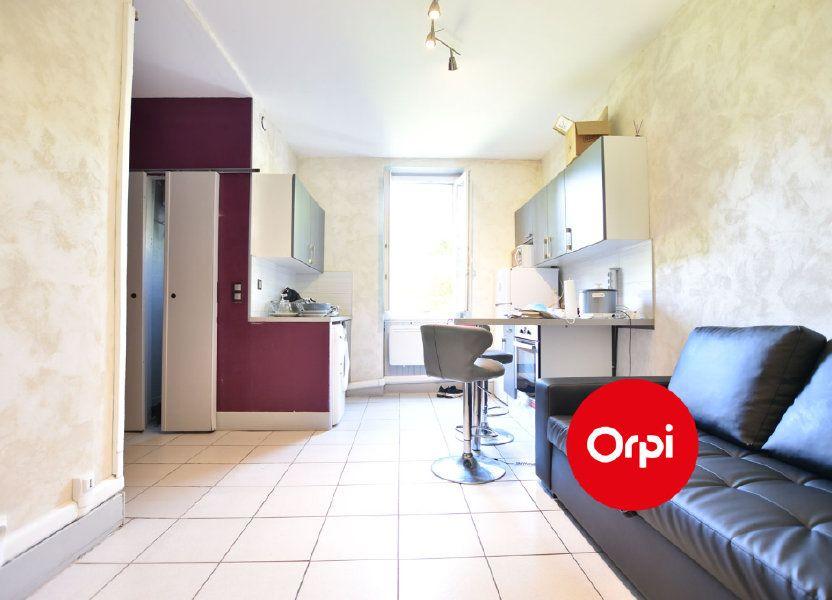 Appartement à vendre 27m2 à Saint-Priest