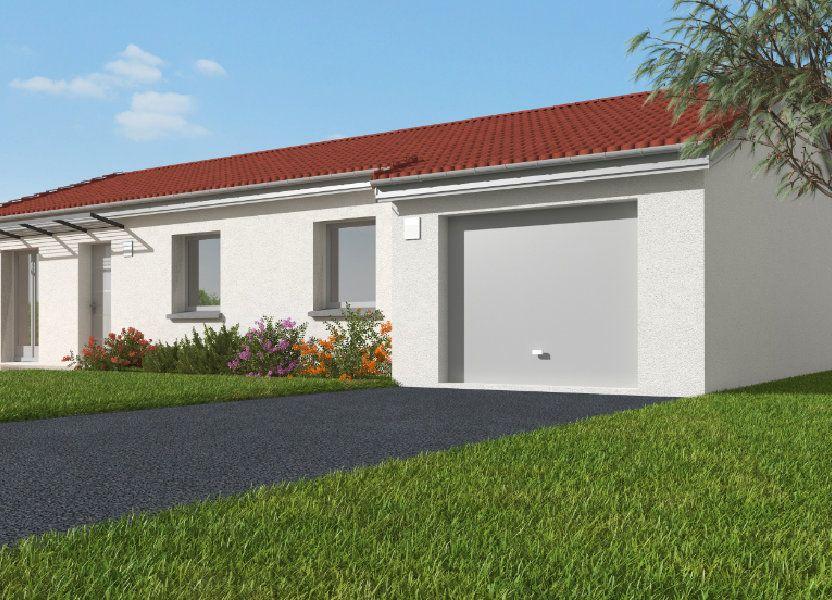 Maison à vendre 987m2 à Vensat