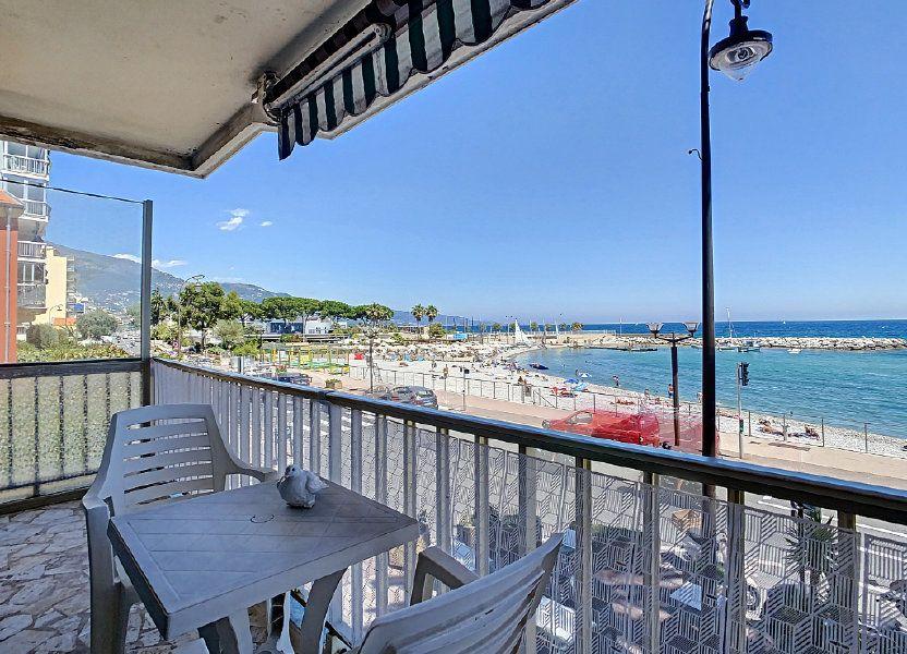 Appartement à vendre 79m2 à Roquebrune-Cap-Martin
