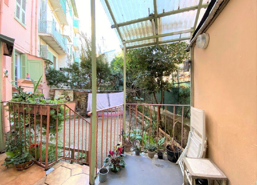 Appartement à vendre 32.47m2 à Menton