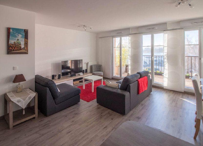 Appartement à louer 61.33m2 à Vauréal