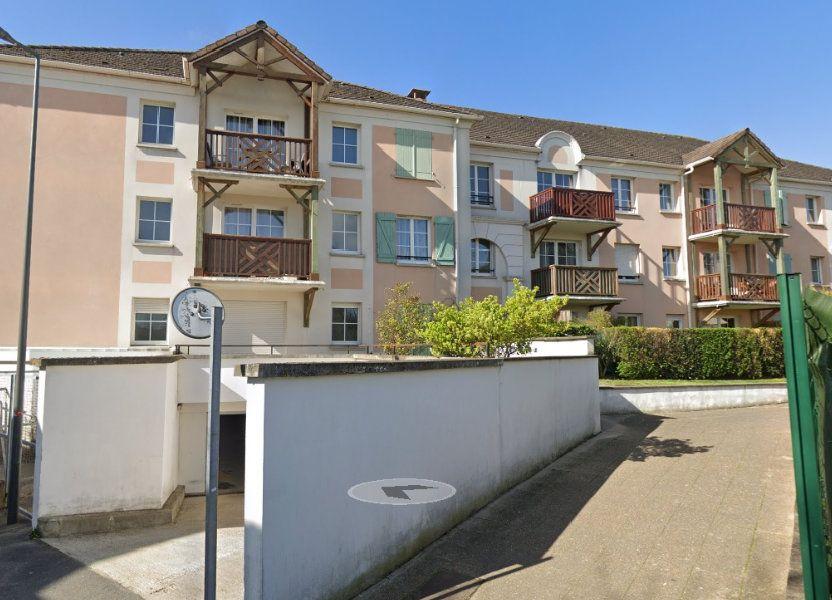 Appartement à louer 43.63m2 à Cergy