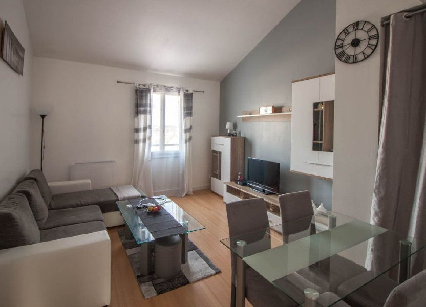 Appartement à louer 61.95m2 à Cergy