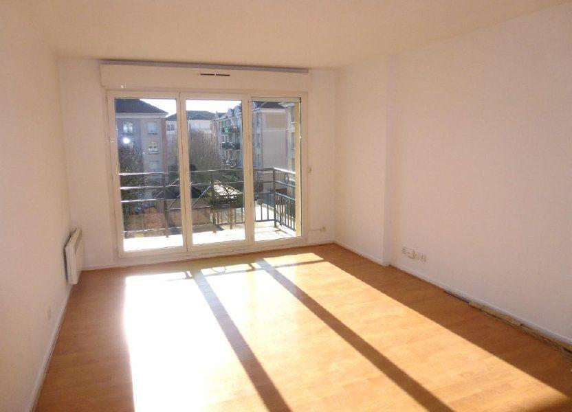 Appartement à louer 41.52m2 à Cergy