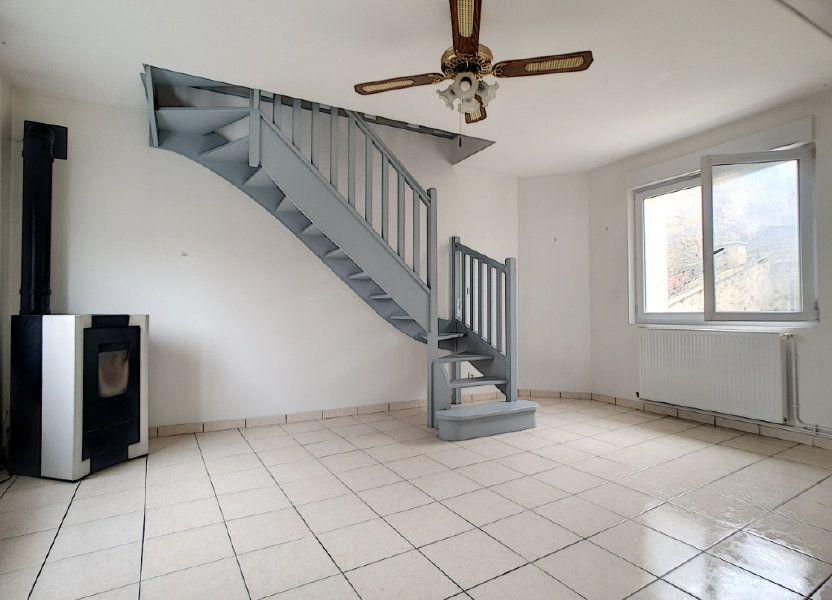 Maison à vendre 75m2 à Verberie