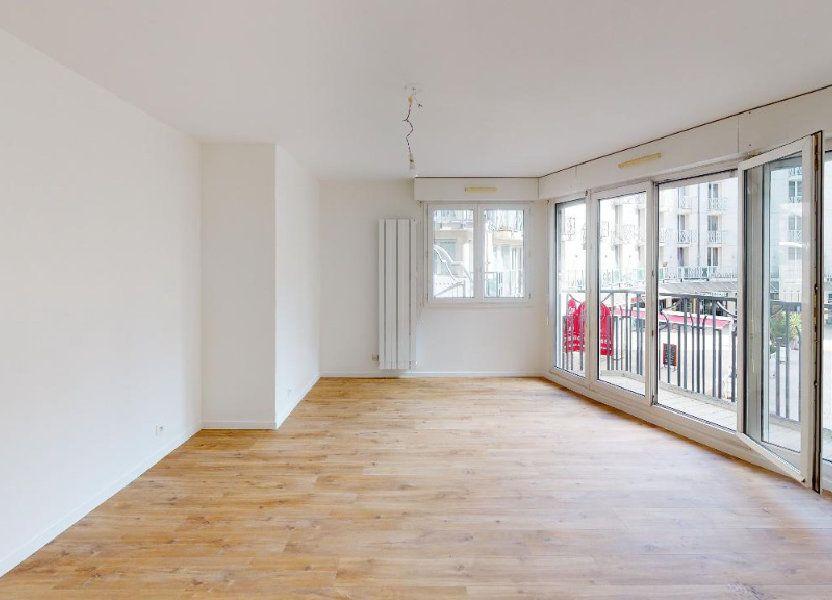 Appartement à louer 62m2 à Montrouge