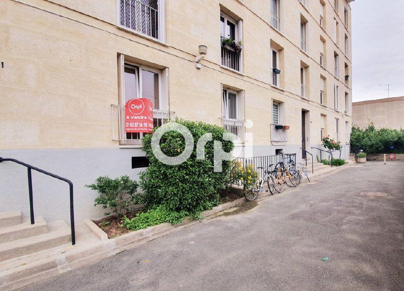 Appartement à vendre 80.78m2 à Montrouge