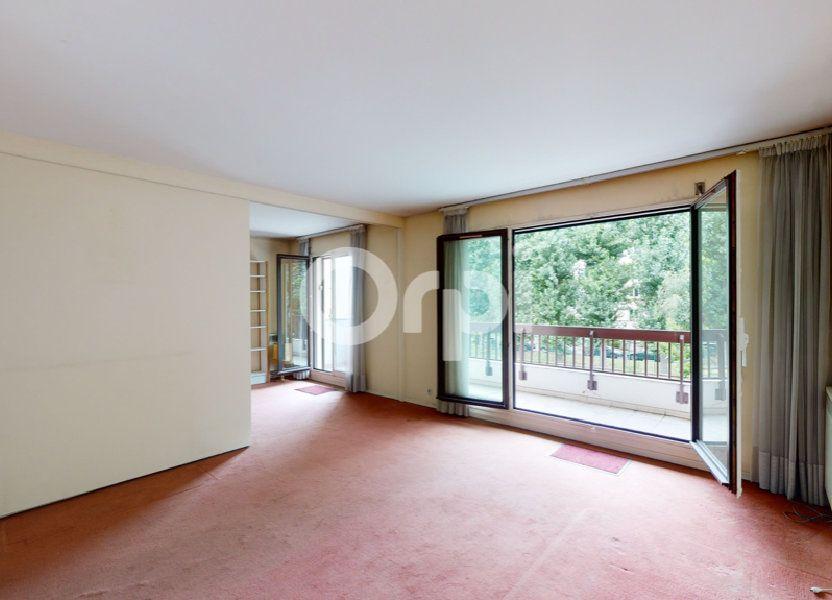 Appartement à vendre 65.95m2 à Montrouge