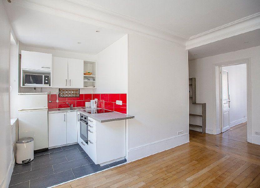 Appartement à louer 36.59m2 à Montrouge