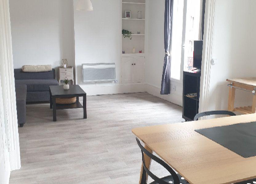 Appartement à louer 45m2 à Montrouge