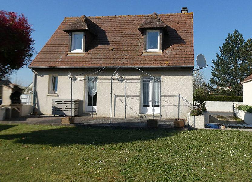 Maison à vendre 89m2 à Bellengreville
