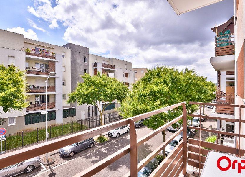 Appartement à vendre 44.55m2 à Vaulx-en-Velin
