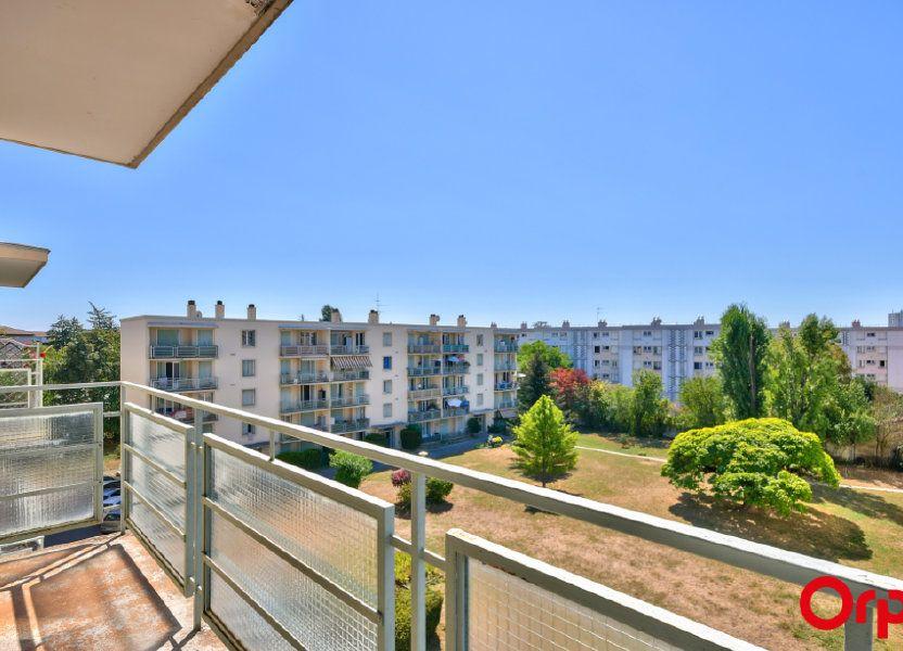 Appartement à vendre 52.41m2 à Vaulx-en-Velin