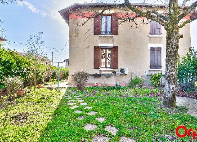 Maison à vendre 68m2 à Vaulx-en-Velin