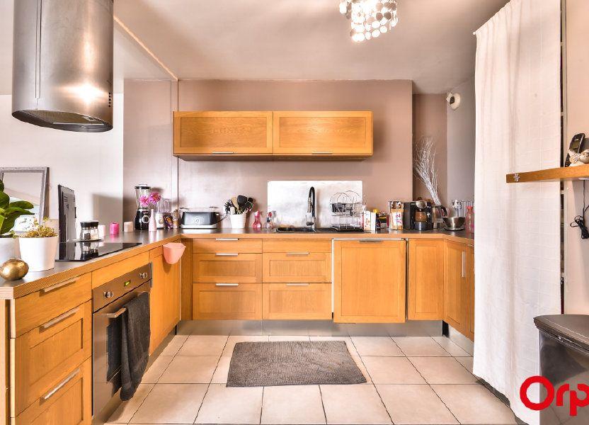 Appartement à vendre 81.49m2 à Vaulx-en-Velin