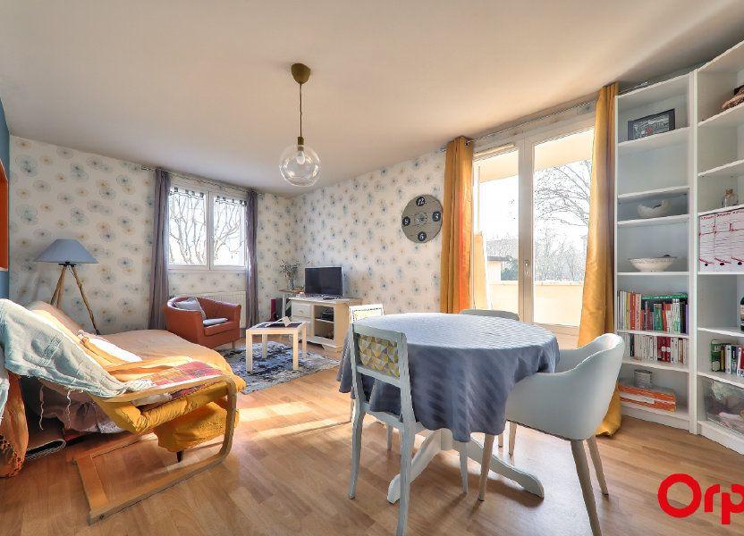 Appartement à vendre 50m2 à Vaulx-en-Velin
