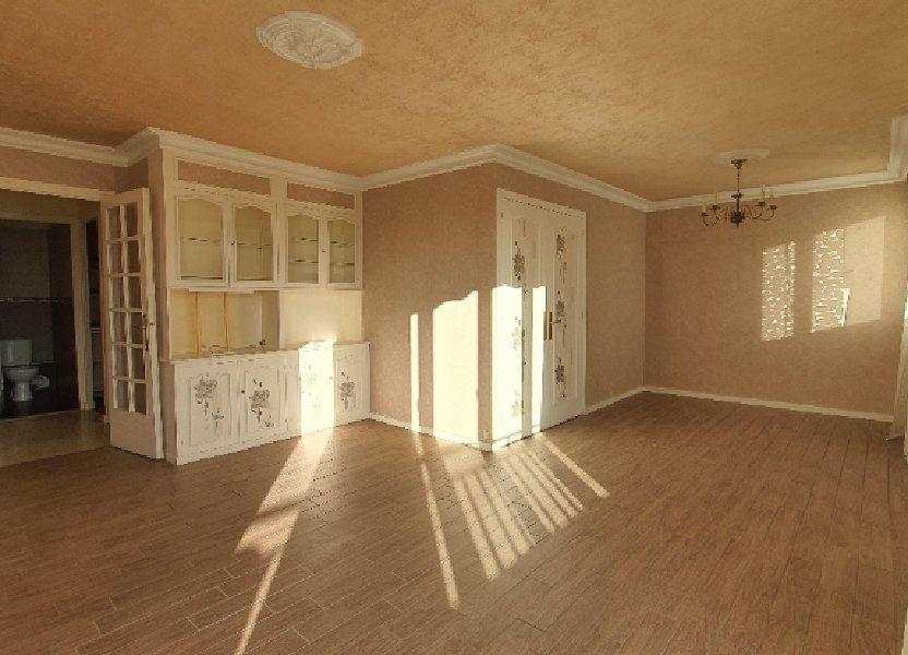 Appartement à louer 73m2 à Vaulx-en-Velin
