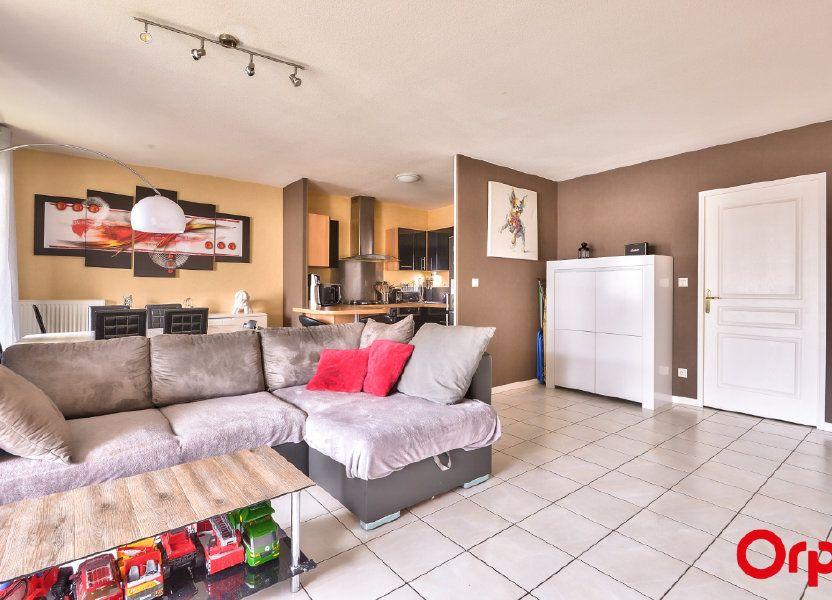 Appartement à vendre 66m2 à Vaulx-en-Velin