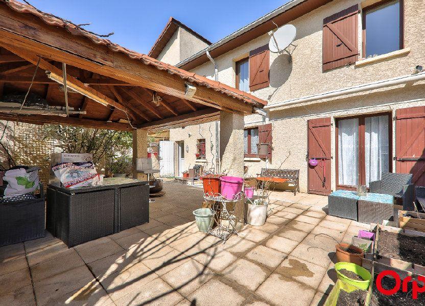 Maison à vendre 106m2 à Vaulx-en-Velin