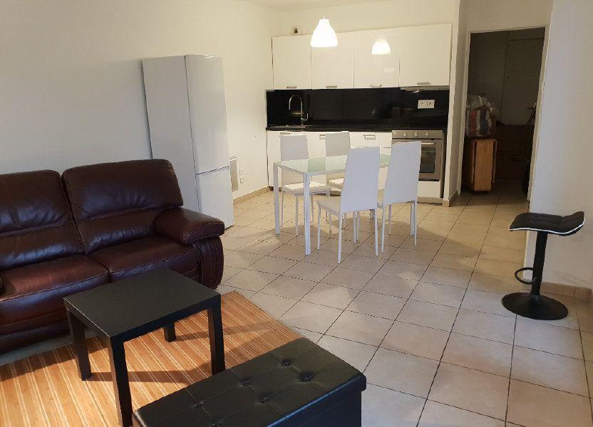 Appartement à louer 43.36m2 à Vaulx-en-Velin