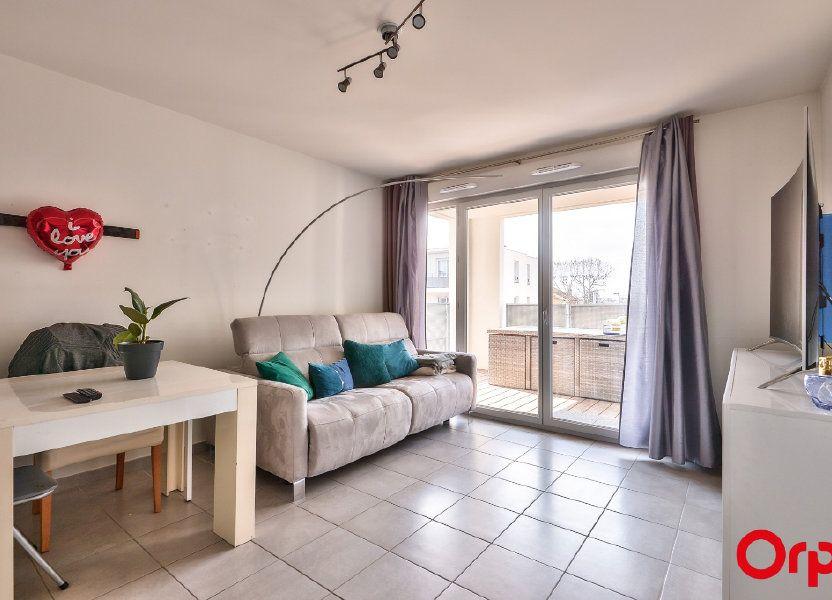 Appartement à vendre 58m2 à Vaulx-en-Velin