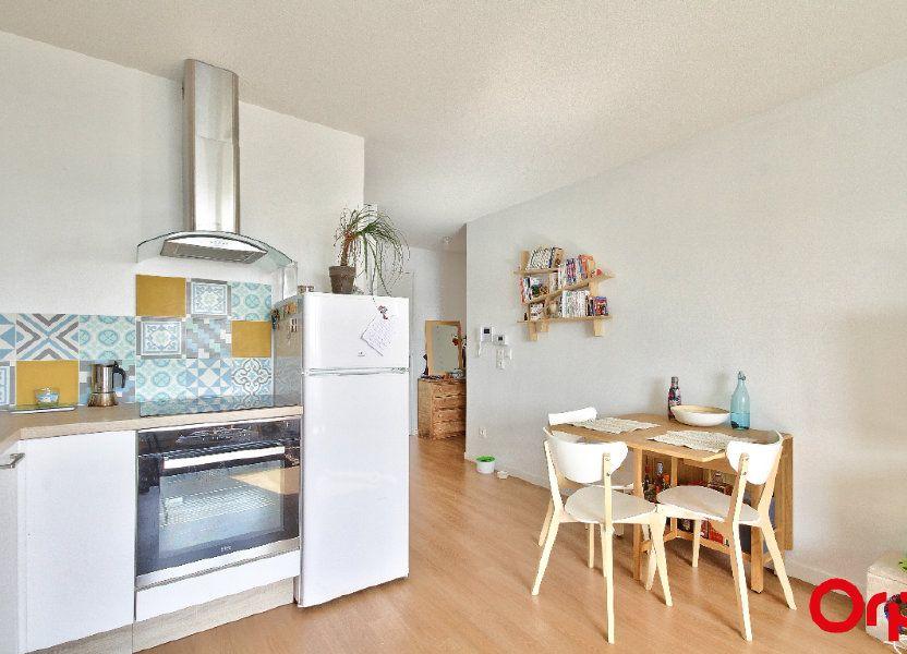 Appartement à vendre 42.45m2 à Vaulx-en-Velin