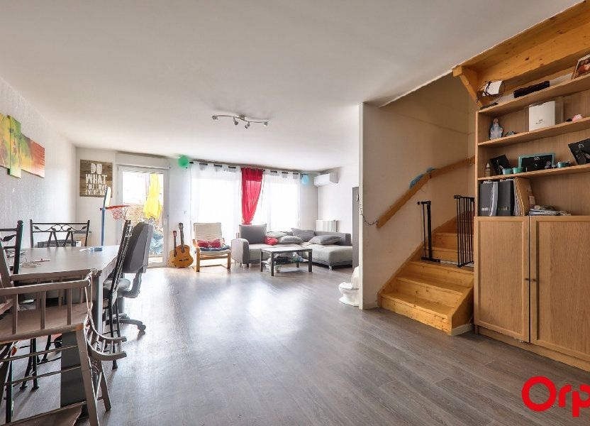 Maison à vendre 91.7m2 à Vaulx-en-Velin
