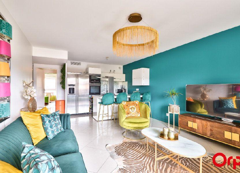 Appartement à vendre 77.8m2 à Vaulx-en-Velin