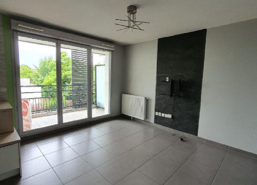 Appartement à louer 45.45m2 à Vaulx-en-Velin