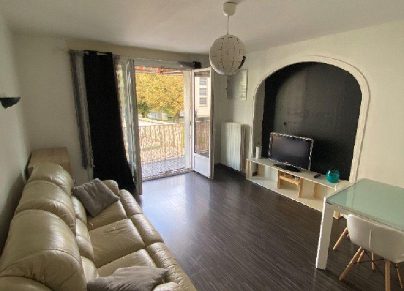 Appartement à louer 65.3m2 à Vaulx-en-Velin