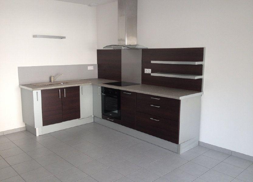 Appartement à louer 52.46m2 à Dax